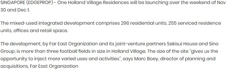 one-holland-village-residences-launches-30-november