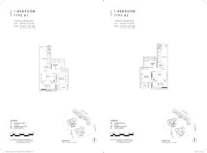 one-holland-village-residences-singapore-sereen-floor-plan-1-bedroom-A1-A2